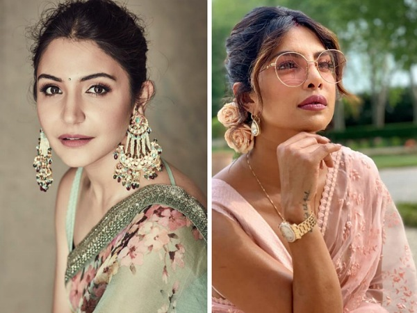 B-Town Divas' Chiffon Sarees For Summer