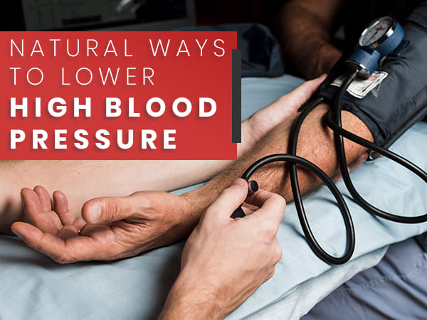13 Ways To Lower High Blood Pressure Naturally
