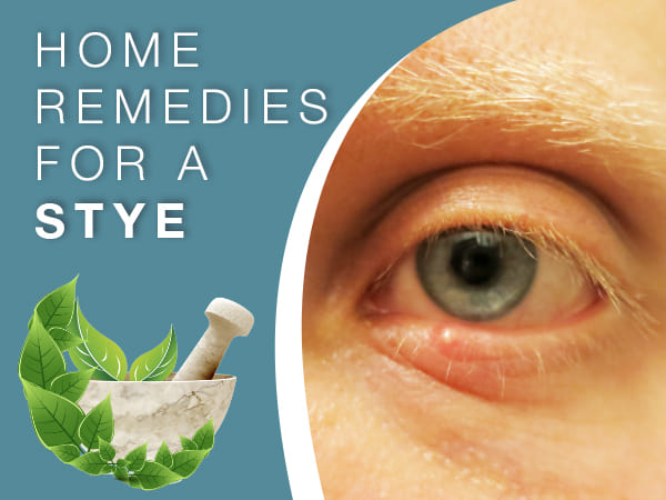 Effective Home Remedies For A Stye