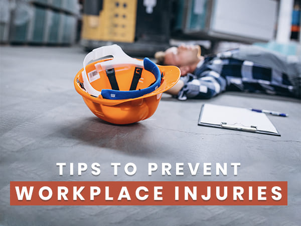 Workplace Injuries And Accidents: Here Are Some Tips To Prevent Them