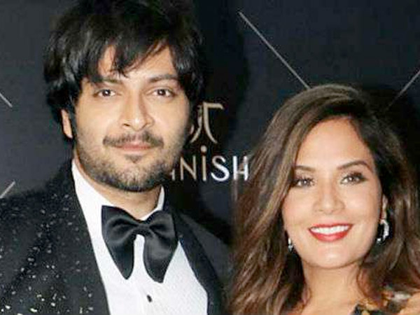 Richa Chadha And Ali Fazal Make For A Traditional Perfect Couple On The Cover Of This Magazine