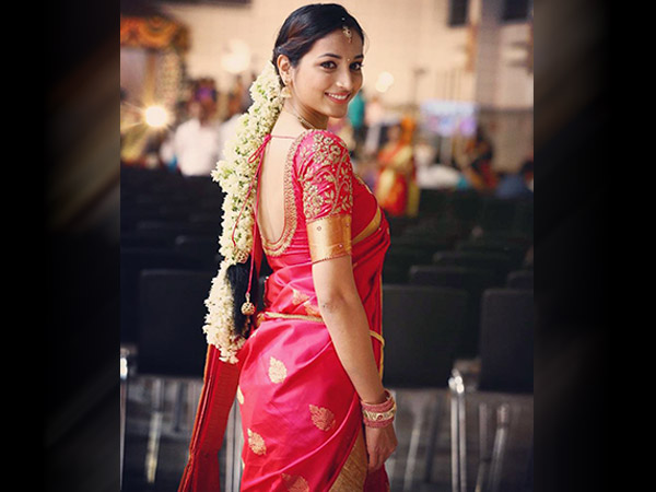 K.G.F Chapter 2 Actress Srinidhi Shetty Will Inspire You To Make A Traditional Outfits Wishlist