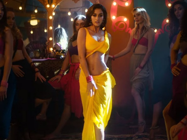 Disha Patani in Slow Motion Song From Bharat