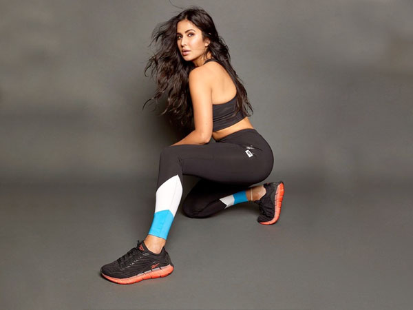Katrina Kaif Gym Wear