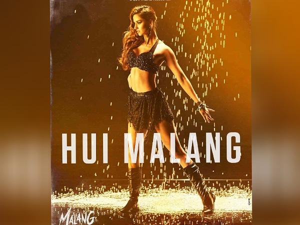 Disha Patani in Hui Malang Song From Malang