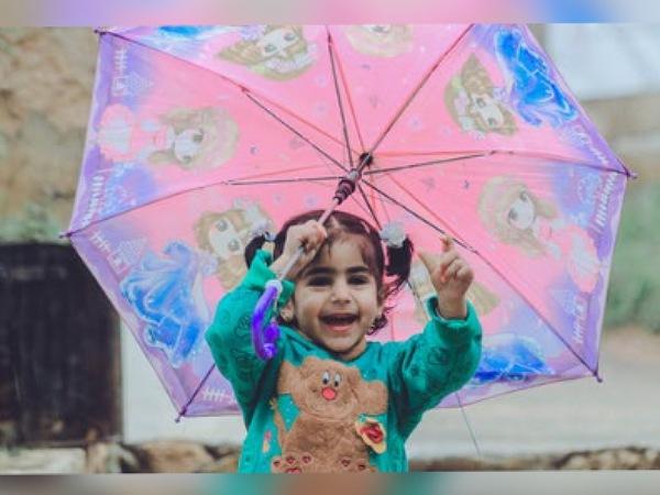 Fairy-tale Umbrellas For Monsoon