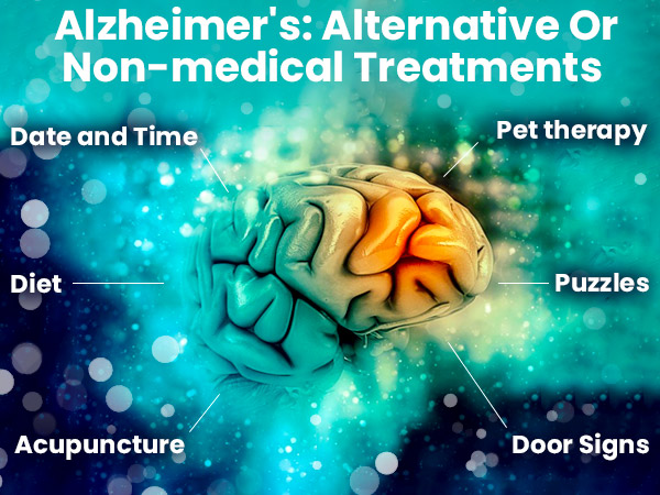 Alzheimer's Disease: Alternative Or Non-medical Treatments That Work