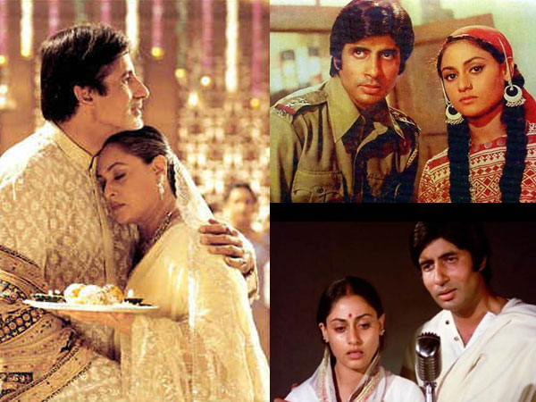 On Amitabh Bachchan & Jaya Bachchan's Marriage Anniversary, Their Movie Fashion As A Couple Decoded