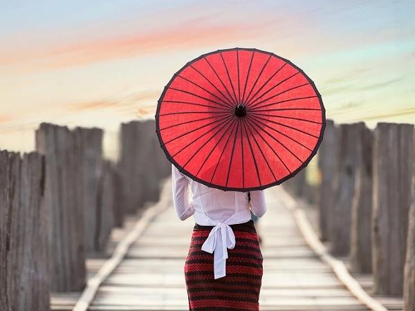 Fashionable Umbrellas For Monsoon