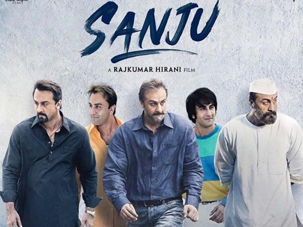 On 2 Years Of Sanju, 5 Different Avatars Of Ranbir Kapoor As Sanjay Dutt That Left Us Stunned