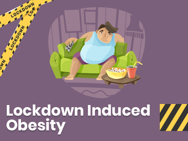 Lockdown Induced Obesity: How To Tackle It? What An Expert Has To Say