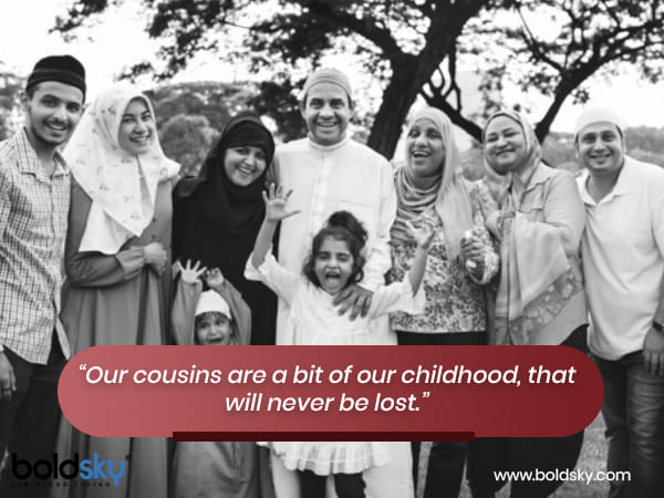 Quotes On National Cousins Day 2020