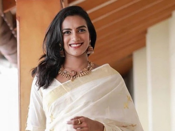 P.V. Sindhu's Outfits On Her Birthday