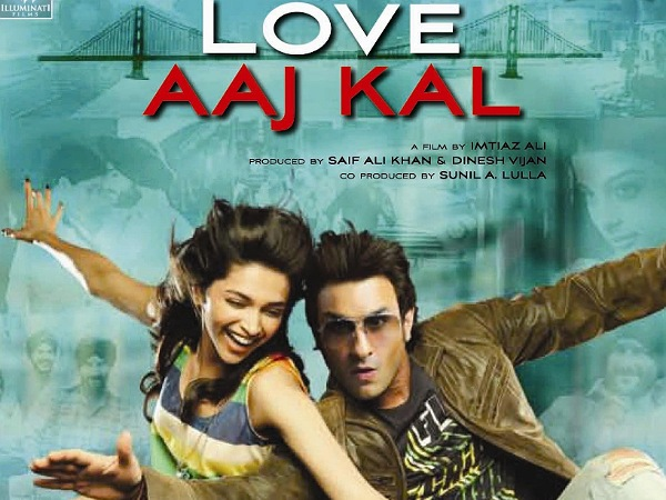 Deepika Padukone's Looks In Love Aaj Kal