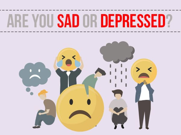 Are You Sad Or Depressed?