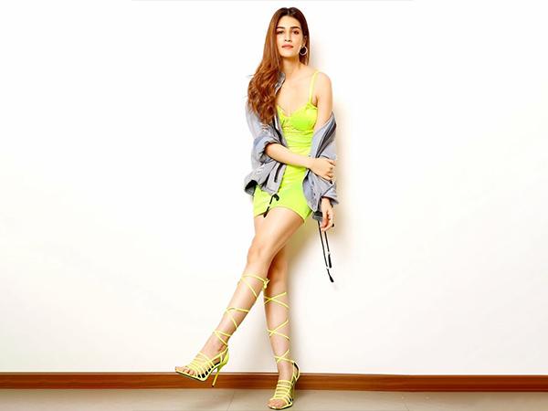 Kriti Sanon Western Fashion