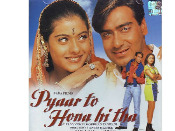 On 22 Years Of Pyaar To Hona Hi Tha, Kajol And Ajay Devgn's Co-ordinated Outfits From The Film