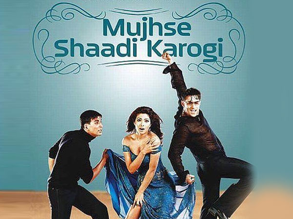 On 16 Years Of Mujhse Shaadi Karogi, Priyanka Chopra's Stunning Fashion From The Film's Hit Songs