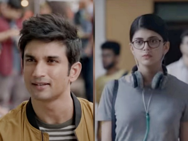 Sushant Singh Rajput's And Sanjana Sanghi's Dil Bechara Fashion Is Simple And So Relatable