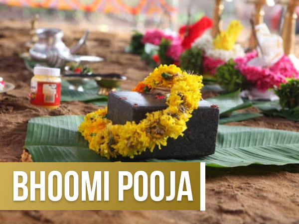 Ram Mandir Bhoomi Pooja: What It Is, Rituals And Benefits Of Performing It