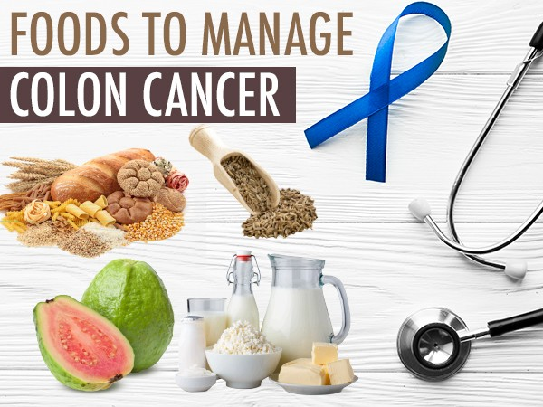 12 Common Foods That Help Prevent Colon Cancer Onset Boldsky Com