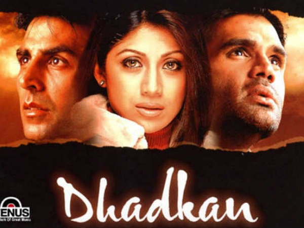 Shilpa Shetty's Outfits In Dhadkan