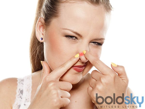 5 Effective Remedies For Acne On Nose