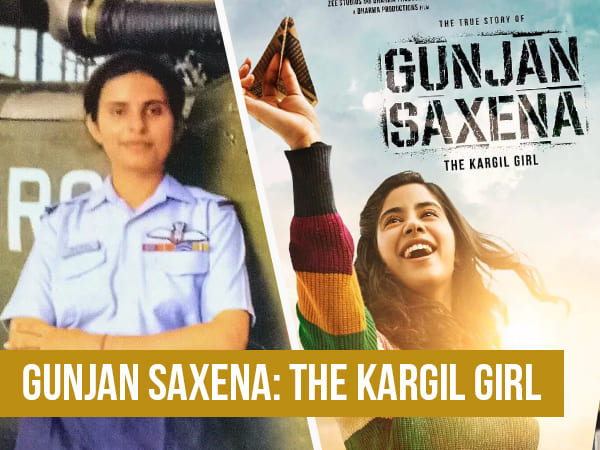 Gunjan Saxena: Here Are Some Lesser Known Facts About The Kargil Girl