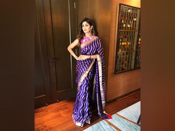 Preity Zinta And Shilpa Shetty's Sarees