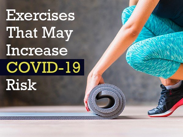 COVID-19 Risk And Gyms