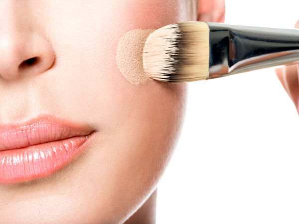Different Types Of Make-up Foundation: How To Choose The Right One Depending on Your Skin Type