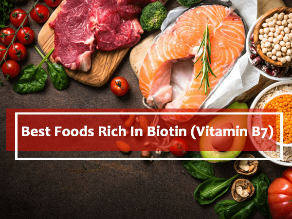 10 Biotin-rich Foods You Should Add In Your Diet Everyday