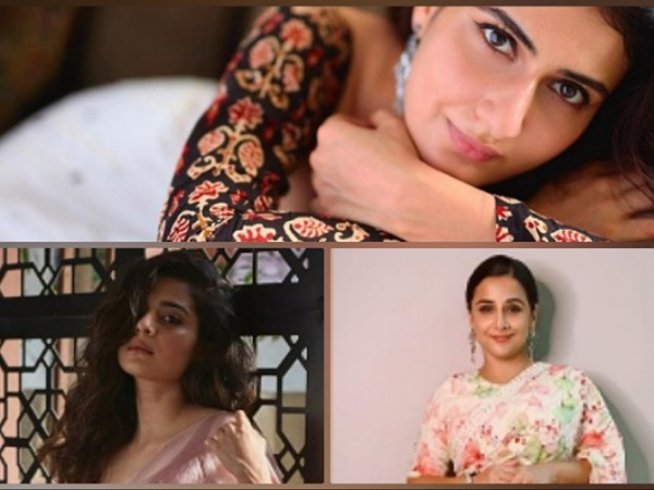 Vidya Balan Or Fatima Sana Shaikh Or Mithila Palkar, Whose Saree Look You Liked The Most?