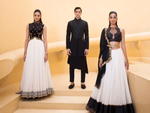 Shantanu And Nikhil Outfits At The FDCI India Couture Week