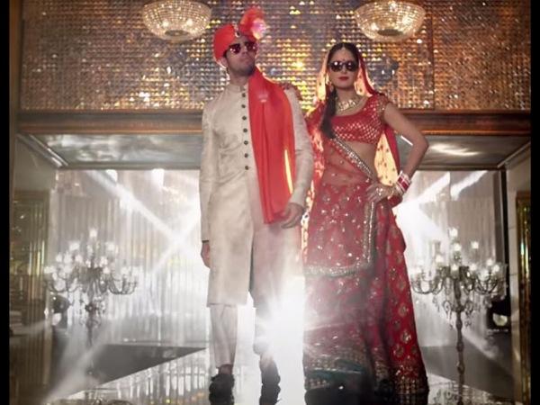 Katrina Kaifs Bridal Look In Baar Baar Dekho