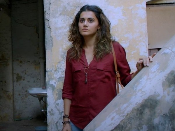 Taapsee Pannu's Shirts From Pink