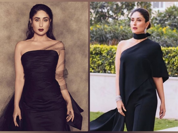 Happy Birthday Kareena Kapoor: 6 Times The Diva Exuded Sass In Her Black Fashionable Outfits