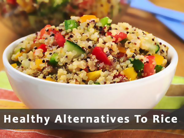 10 Best Healthy Alternatives To Rice You Should Try