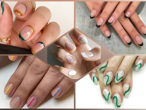 Negative Space Nails Is The Biggest Nail Trend Right Now! Have You Tried It Yet?