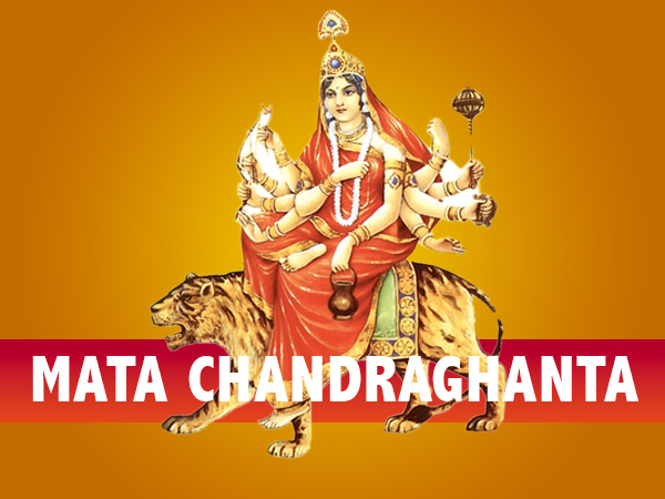 Significance & Mantras Of Chandraghanta