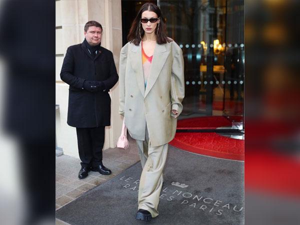 Bella Hadid Fashion