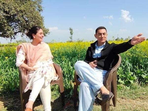 Kareena Kapoor Wraps Laal Singh Chaddha