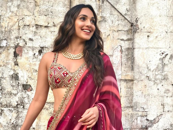 Kiara Advani's Gharara Set And It's Cost