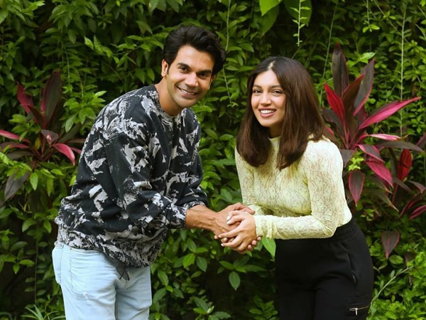 Badhaai Do: Bhumi Pednekar And Rajkummar Rao Announce Badhaai Ho Sequel In Their Chic Outfits