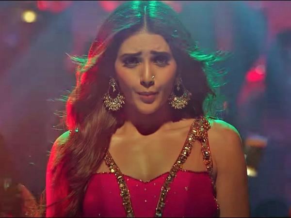 Suraj Pe Mangal Bhari: Karishma Tanna Look Glamorous In A Bold Pink Outfit In The Item Song Basanti