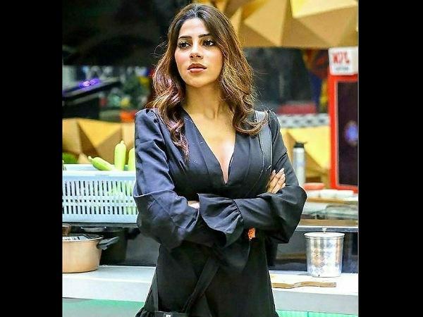 Nikki Tamboli Fashion
