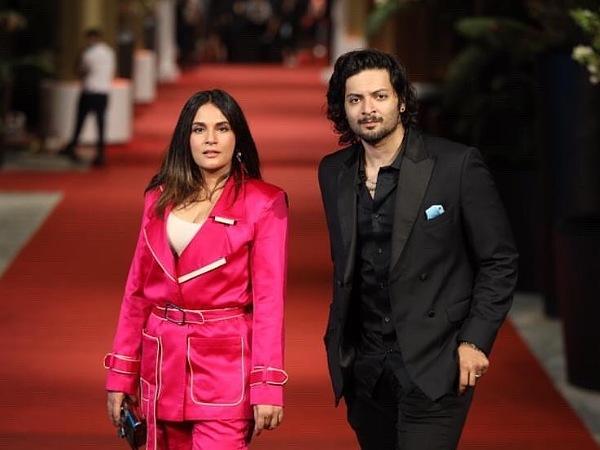 Richa Chadha And Ali Fazal Inspires Us To Suit Up And Richa Chadha's Kaftan Dress Decoded Too