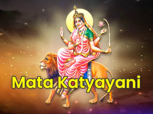Navratri 2020 Day 6: Know About Goddess Katyayani, Puja Vidhi And Her Significance