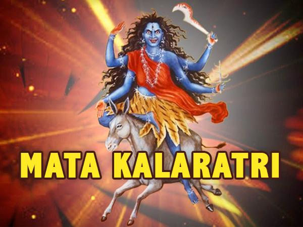 Navratri 2020 Day 7: Mata Kalaratri Legend, Puja Vidhi, Significance And Mantra