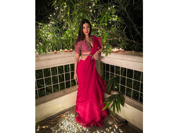Diana Penty Traditional Looks